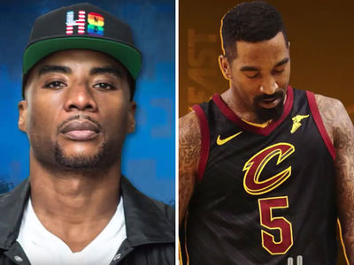 J.R. Smith Is 'Donkey of the Day,' Says Charlamagne tha God