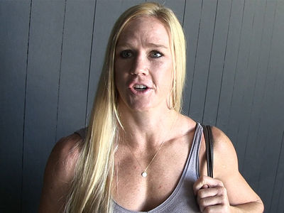 Holly Holm 'Open' to Cyborg Rematch