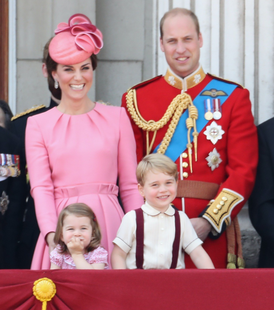 william and kate family photos