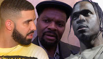 J Prince Tells Drake to Stand Down in Pusha T Beef