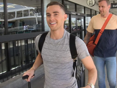 Adam Rippon Says LeBron Pulled Off The Suit Shorts for Game 1