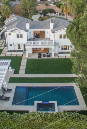 Jordan Clarkson's New L.A. Home