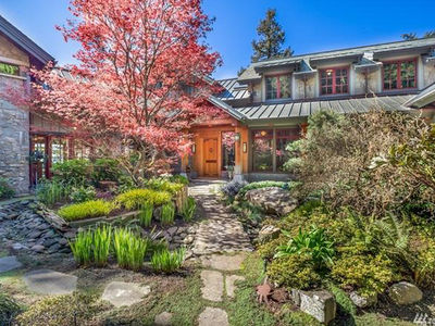 Oprah Buys Island Estate in Washington State for Over $8 Million