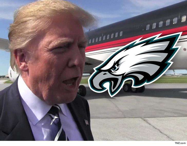 Eagles uninvited to White House for S.B. celebration