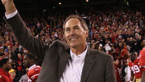 Dwight Clark Dies After Battle with ALS