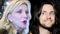 Courtney Love Sued for Stalking Baby Mama of Frances Bean's Ex-Husband