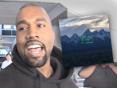 Kanye West's 'Ye' Hits Over 100 Million Streams