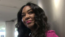 Kenya Moore Shares Ultrasound of Baby's Heartbeat