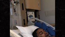 Lil Scrappy Seriously Injured, Hospitalized After Nasty Car Accident