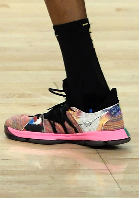 Guess Whose NBA Finals Sneakers!