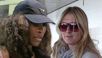 Serena Williams Pulls Out of Maria Sharapova Match Due to Injury