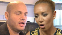 Stephen Belafonte Thinks Mel B is Trying Get Him Killed or Locked Up