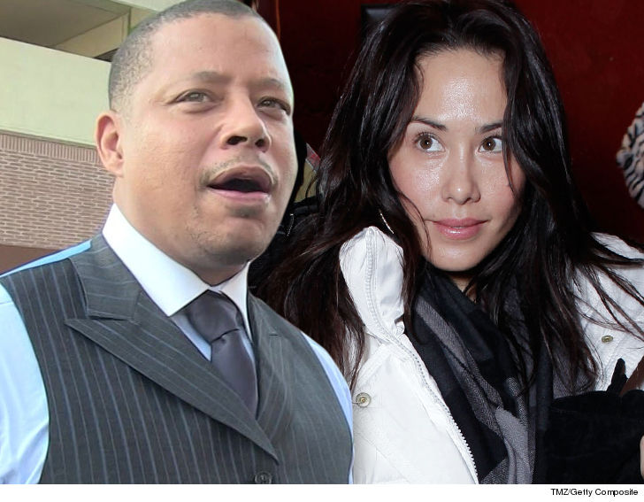 Terrence Howard's Ex Wants More Than $900k in Back Spousal ...