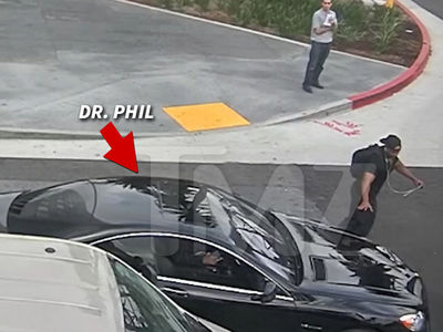 Dr. Phil Exonerated on Crash Surveillance Footage