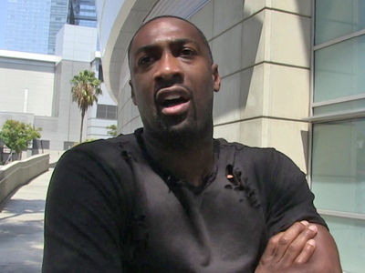Gilbert Arenas Hit with Restraining Order Over Alleged Naked Video Threats