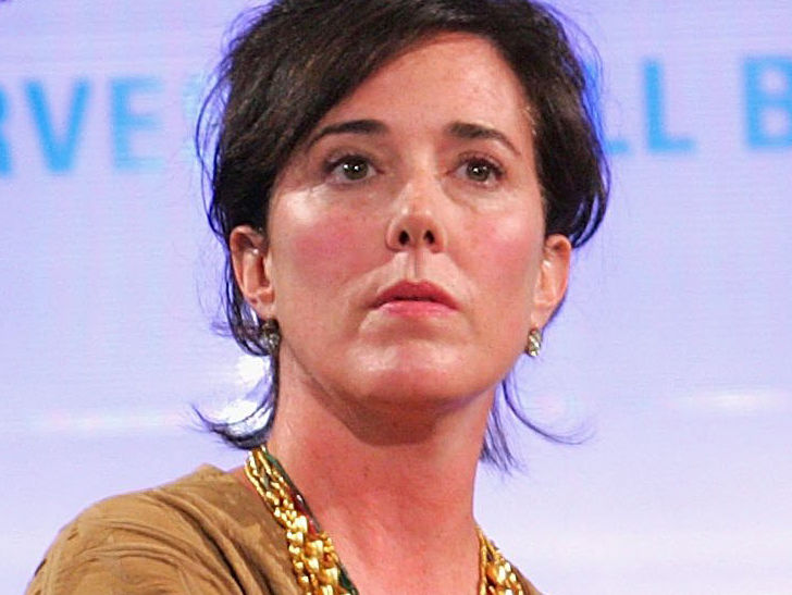 Fashion Designer Kate Spade Dead at 55, Suicide by Hanging ...