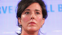 Fashion Designer Kate Spade Dead at 55, Suicide by Hanging, Coroner Removes Body