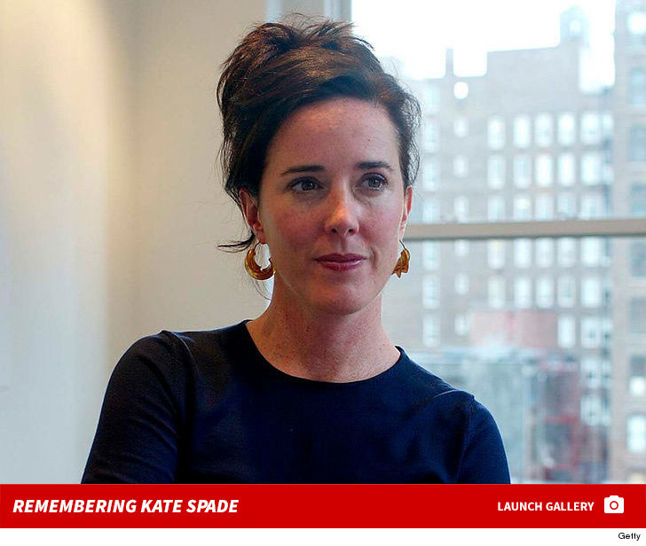 Designer Kate Spade's Suicide Note Tells Daughter, 'Ask ...