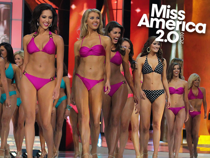 Is the Miss America pageant basically just a virtue-signaling contest now?