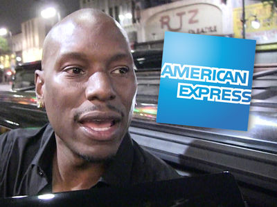 Tyrese Sued by Amex for $61,071.35