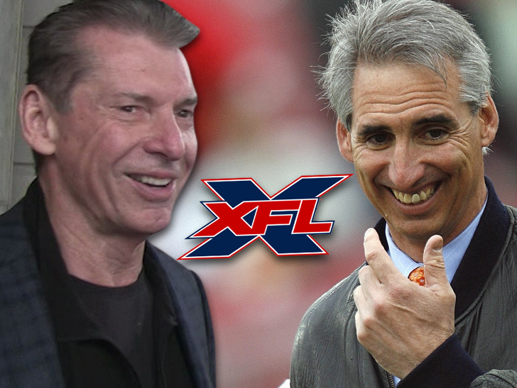 The New XFL Names Its Commissioner & CEO