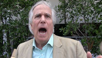 Henry Winkler Talks Miss America Changes, Gets Screwed at CA Polls