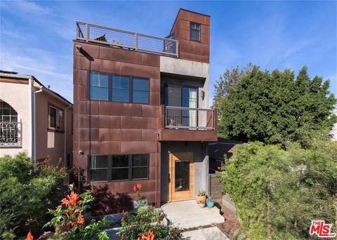 Don Cheadle's Venice Beach house