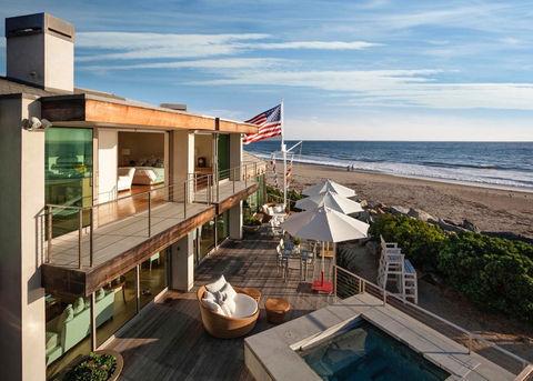 Ellen Degeneres bought this Carpinteria beachfront crib