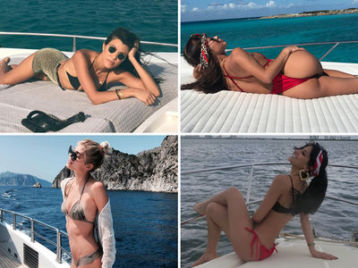 Babes On Boats -- You Gotta Sea This!