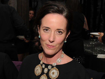 Kate Spade 'Drinking a Lot' and Depressed Over Business Problems, Separation