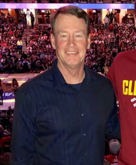 Mark Price -- now 54 years old -- was spotted on twitter looking like an MVP.