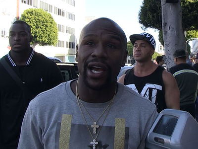 Floyd Mayweather Shades Conor McGregor Over Forbes List: I Coulda Been #1 and #4!
