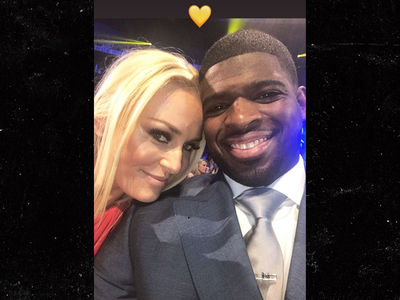 Lindsey Vonn Is Dating P.K. Subban, Finally Go Public at CMTs
