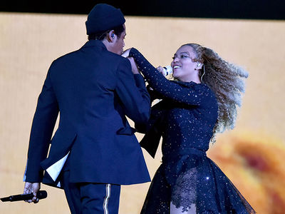 Beyonce & Jay-Z Launch On the Run II Tour with High Fashion, Romance