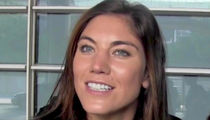 Hope Solo Wants to Sue After Domestic Violence Case Dropped