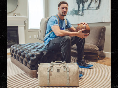 Klay Thompson is Launching Baller Designer Bag Line