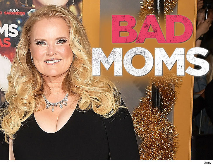 'Bad Moms' Producer Suzanne Todd Sued by Authors Claiming She Stole Idea