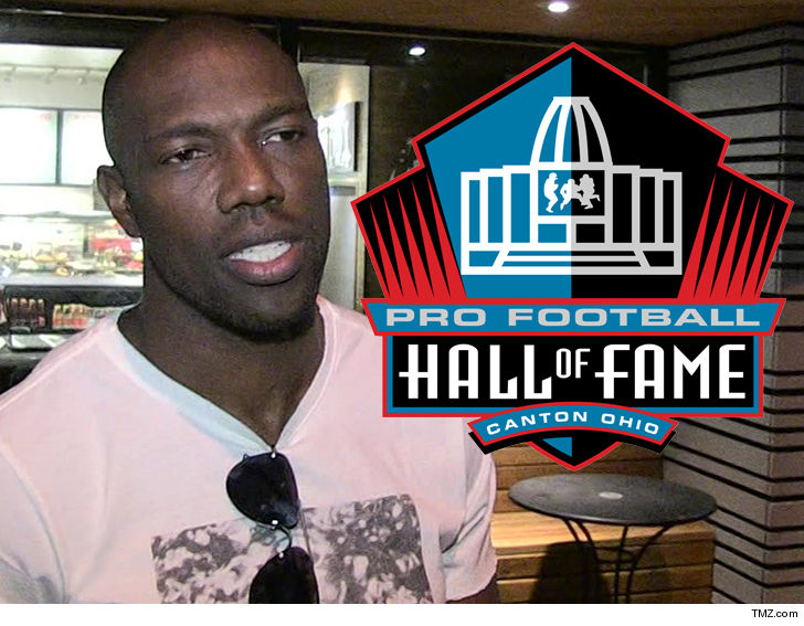 Terrell Owens announces he won't attend Hall of Fame induction, Canton responds
