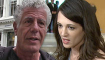 Anthony Bourdain and GF Asia Argento Seemed Close Until This Week