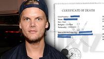 Avicii's Death Certificate Reveals Islamic Calendar Reference