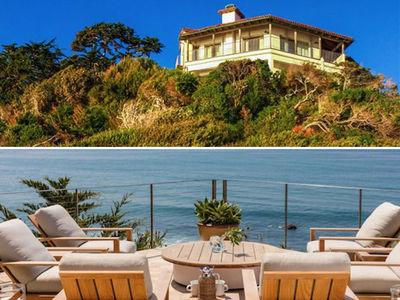 Cindy Crawford and Rande Gerber Sell Malibu Home for $45 Million