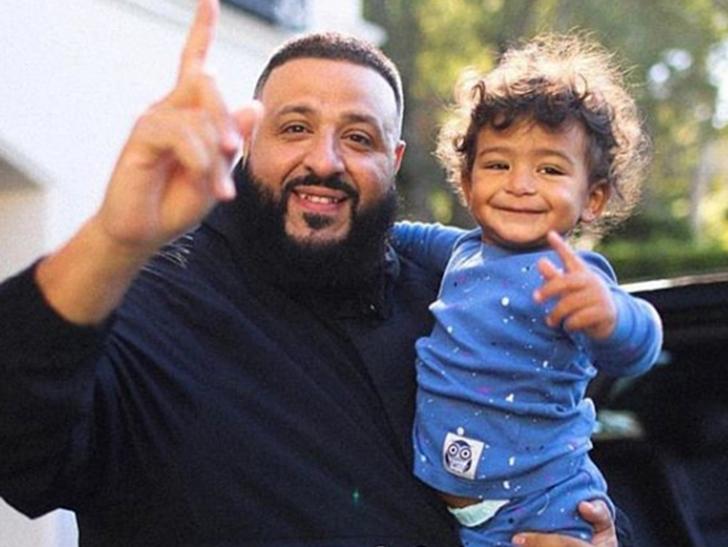 71e6f20dd43b DJ Khaled Suing Trademark Pirate Using Son Asahd s Name