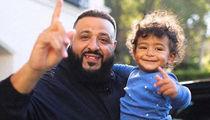 DJ Khaled Suing Trademark Pirate Using Son Asahd's Name