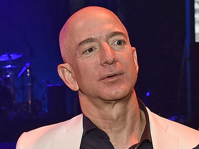 Attempted Burglary at Jeff Bezos' Mansion Sparks Wild Police Chase