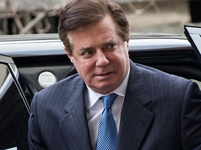Paul Manafort Going to Jail After Judge Revokes Bail