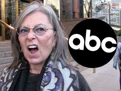 'Roseanne' Reboot Has a Major Hang-up ... Roseanne Barr