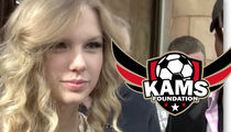 Taylor Swift Surprises Charity By Donating Tour Merchandise