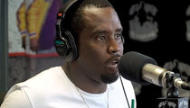 Diddy Rips NFL Over Anthem Rule, I Don't Want to Be An Owner Anymore