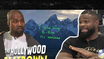 Tyron Woodley Says Kanye Finessed Everybody, Album Is Genius