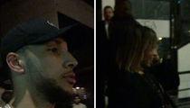 Ben Simmons Hits Same Club as Tinashe, Reconciling?